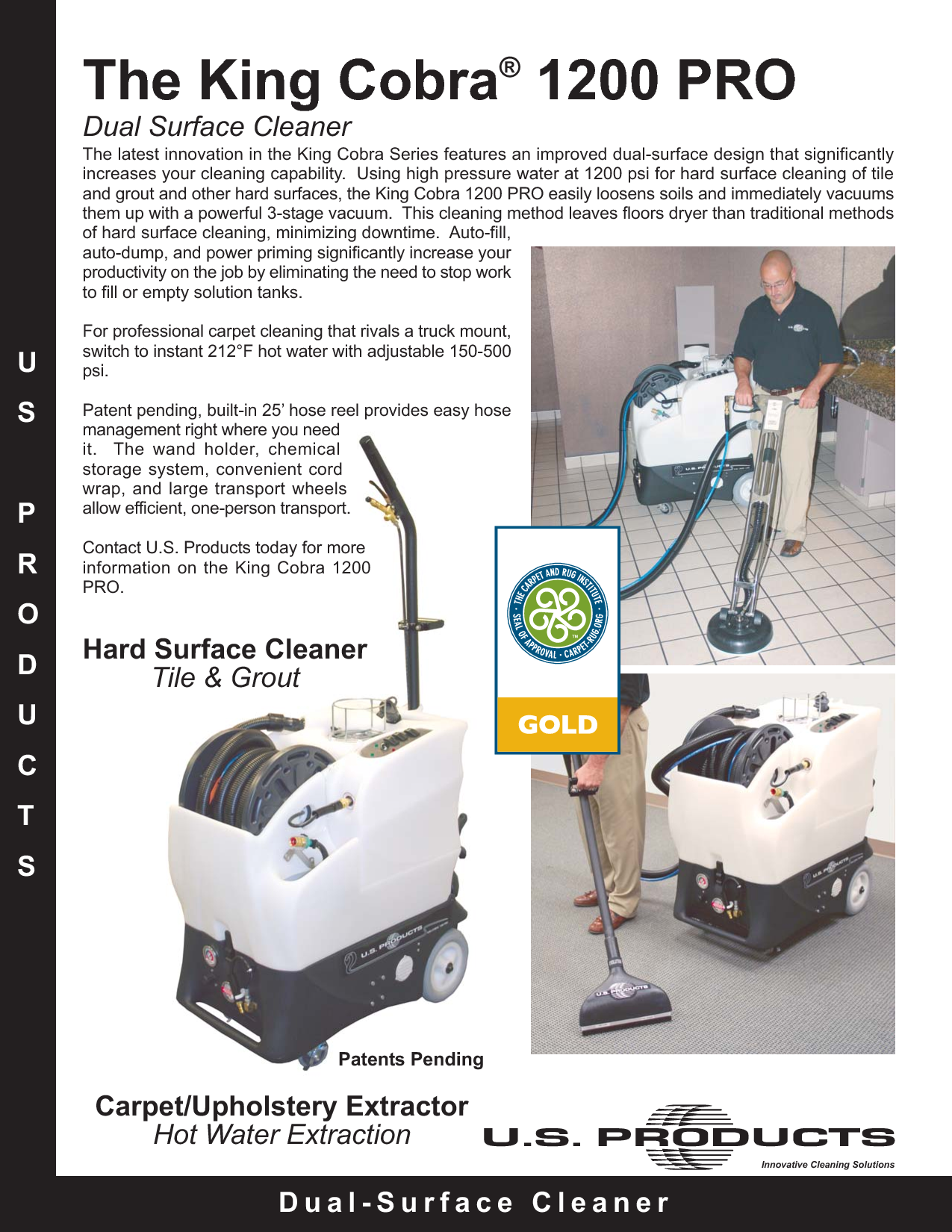 Hot Water Extraction Carpet Cleaning Machines Al Carpet